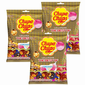 The Best of Chupa Chups Lollipops (10 count gold bag)