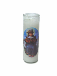 The Holy Child of Atocha Candle (Pack of 6)