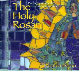 The Holy Rosary by Claudia Barua