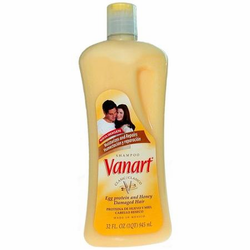 Vanart Shampoo - Egg Protein and Honey