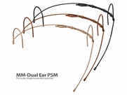 MM-Dual Ear PSM Pro Series Dual Earset Microphone