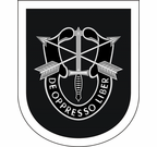 5th Special Forces Group Group Decal