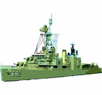 Allen M. Sumner Class Destroyer Merchandise