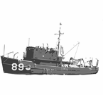 AMc Mine Warfare Ships