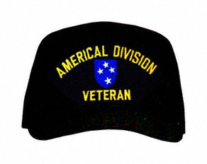 Americal Division Veteran Ball Cap