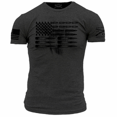 American Flag Ammo Grunt Style T-Shirt