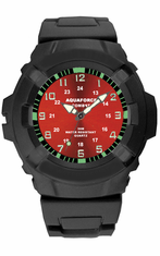 Aquaforce Combat Watch Red Face