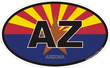 Arizona State Decals Stickers