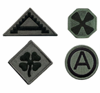 Armies ACU Patches