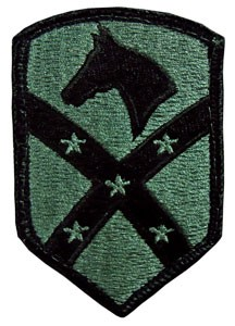 Us army 15th sustainment brigade patch