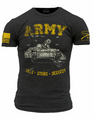 Army Branch Grunt Style T-Shirt