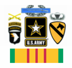 Army Decals and Bumper Stickers