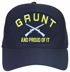 Army Grunt 'And Proud Of It' Ball Cap