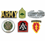 Army Lapel Pins