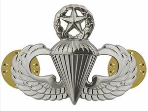 Army Master Parachutist Badge