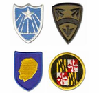 Army National Guard Patches