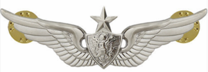 Army Senior Aircrew Badge