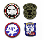 Army Specialty Patches