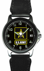 Army Watch with Nylon Strap