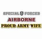 Army Window Strips