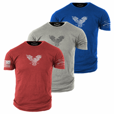 Basic Eagle Pack COMPLETE Grunt Style T-Shirt