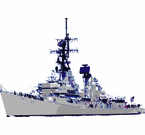Charles F. Adams Class Destroyer Merchandise