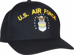 Custom Embroidered U.S. Air Force Cap