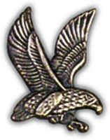 Falcon Right Lapel Pin