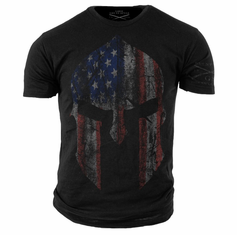Grunt Style American Spartan T-Shirt