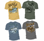 Hunting and Fishing T-Shirts