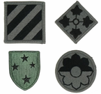 Infantry ACU Patches