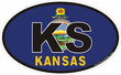 Kansas Decals Stickers