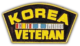 Korea Veteran Lapel Hat Pin
