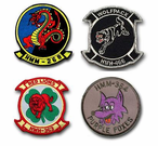 Marine Corps Medium ( HMM) and Heavy ( HMH) Helicopter Squadron Patches