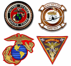 Marine Corps Patches and Insignias