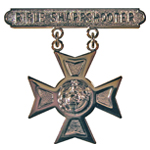 Marine Corps Qualification Badge Rifle Sharpshooter