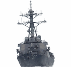 Mitscher Class Destroyer Merchandise