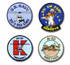 Navy Aircraft Patches