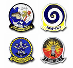 Navy Squadron Patches