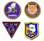 Navy Unit Specific Patches