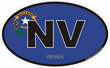 Nevada State Decals Stickers