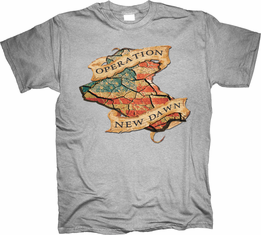 Operation New Dawn OND Iraq T Shirt