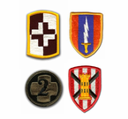 U.S. ARMY BRIGADE PATCHES