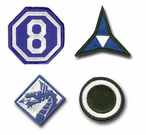U.S. Army Corps Patches