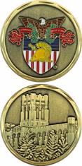 United States Military Academy Challenge Coin