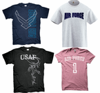 US Air Force USAF T Shirts