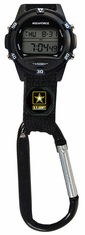 US Army Digital Clip Watch
