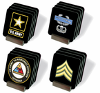 US Army Drink Coasters