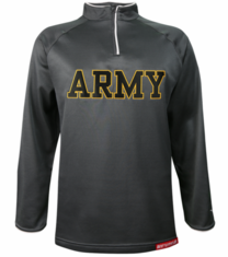 US Army Gray Embroidered Performance Jacket