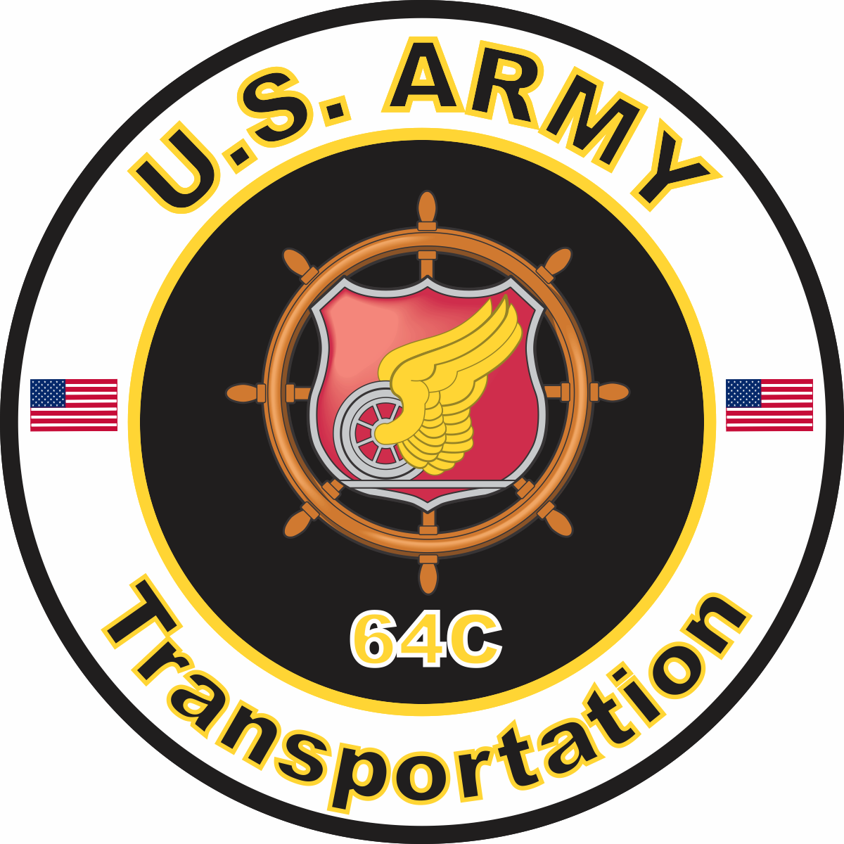 US Army MOS 64C Transportation